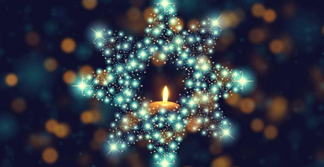Áldott, Békés Karácsonyi Ünnepeket kívánok!