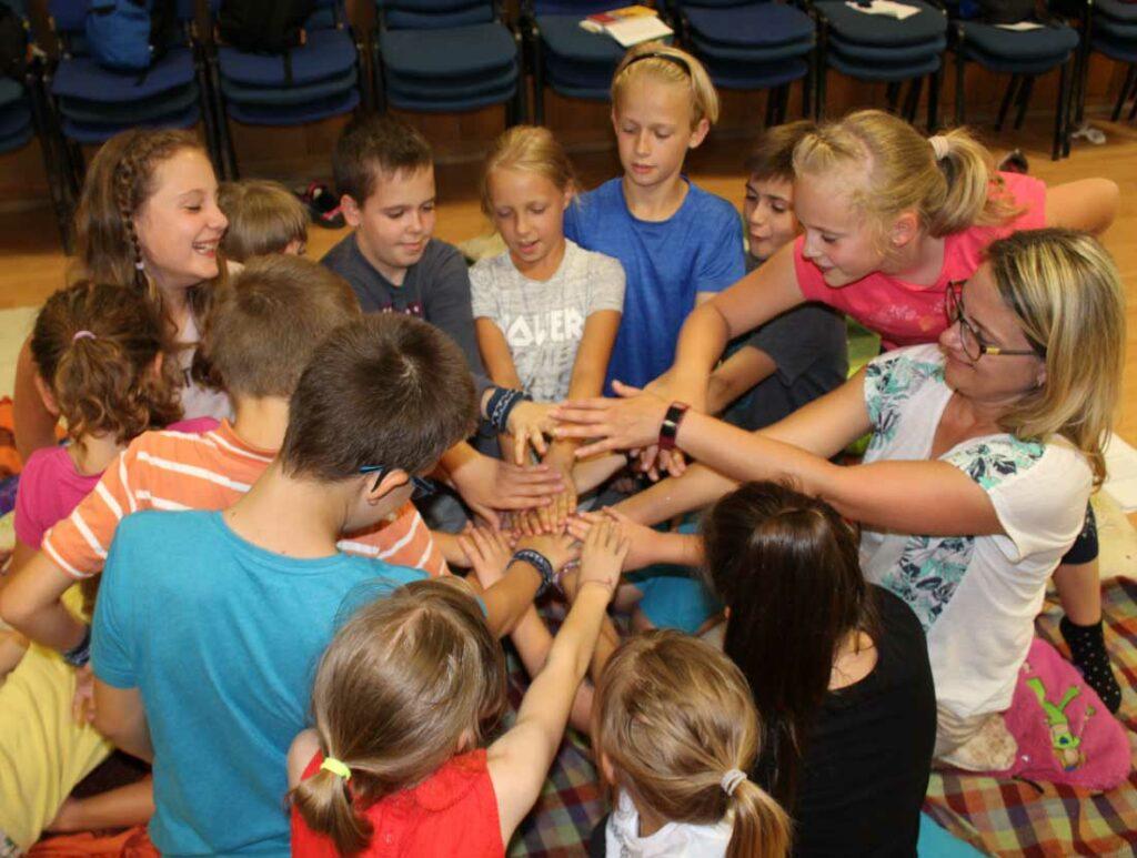 Tevékenységek - Gyermek csoportok